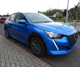 PEUGEOT 208 E-208 ACTIVE 136 BHP 350KM RANGE FOR SALE IN CORK FOR €29,195 ON DONEDEAL