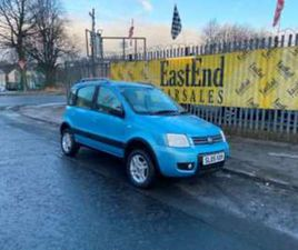 1.2 4X4 5DR,TRADE IN TO CLEAR 9 MONTHS MOT 4X4 UNUSUAL CAR