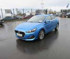 HYUNDAI I30 FASTBACK 5DR FOR SALE IN LIMERICK FOR €19,950 ON DONEDEAL