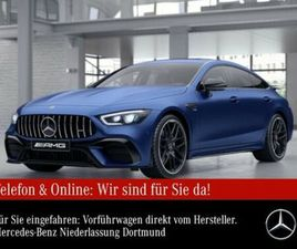 MERCEDES-BENZ AMG GT 43 CP. 4M NIGHT DISTRONIC HEADUP LEDER