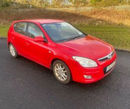 2009 HYUNDAI I30 - 1.6 LITRE. DIESEL. FOR SALE IN MAYO FOR €1,950 ON DONEDEAL