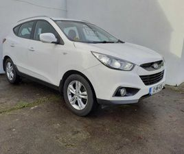 HYUNDAI IX35 1.7 5DR FOR SALE IN WEXFORD FOR €8,000 ON DONEDEAL