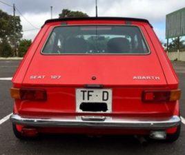 SEAT - 127 ABARTH