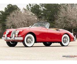 1958 JAGUAR XK150S FOR SALE