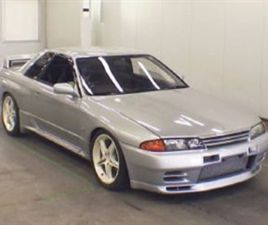 USED 1993 NISSAN SKYLINE R32 GTR COUPE IN ANY COLOUR AVAILABLE FOR SALE | CARSITE