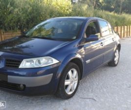 RENAULT MÉGANE 1.9 DCI C. AUTHENTIQUE