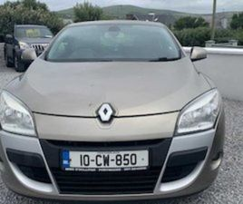 RENAULT MEGANE COUPE FOR SALE IN KERRY FOR €3999 ON DONEDEAL