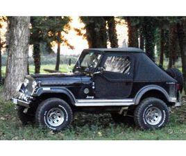 JEEP CJ7 4200 - 1981 - LAREDO