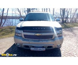 CHEVROLET TAHOE GMT900 5.3 AT (325 Л.С.) 2011Г ЗА 1.15 МЛН РУБ В САНКТ-ПЕТЕРБУРГЕ