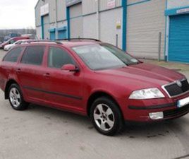 SKODA OCTAVIA, 2005 FOR SALE IN DONEGAL FOR €1000 ON DONEDEAL