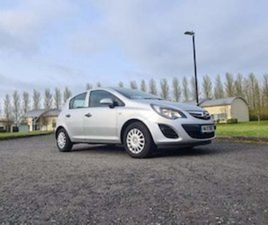 OPEL CORSA 1.0, 2014 FOR SALE IN WESTMEATH FOR €5300 ON DONEDEAL