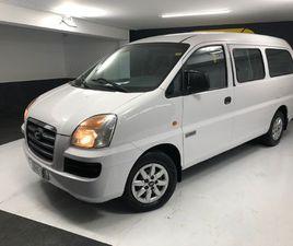HYUNDAI H-1 2.5 CRDI SV LONGO A GASÓLEO NA AUTO COMPRA E VENDA