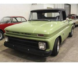 1964 CHEVROLET C10 STEP SIDE, MANUAL GEARBOX!