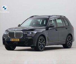 BMW X7 XDRIVE40I HIGH EXECUTIVE M SPORTPAKKET