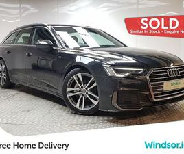 AUDI A6 AVANT S LINE 40 TDI 204 S TRONIC AUTO STA FOR SALE IN DUBLIN FOR €48,995 ON DONEDE