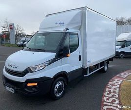 IVECO DAILY / 35-160 / CAISSE 20M3 / 35C16 / 2018 / 160 CH /