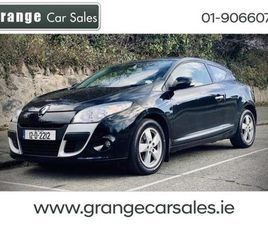 RENAULT MEGANE 1.5 DCI TOM TOM COUPE FOR SALE IN DUBLIN FOR €5,945 ON DONEDEAL