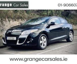 RENAULT MEGANE 1.5 DCI TOM TOM COUPE FOR SALE IN DUBLIN FOR €5945 ON DONEDEAL