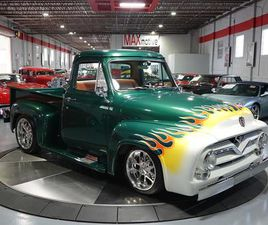 FOR SALE: 1955 FORD F100 IN PITTSBURGH, PENNSYLVANIA