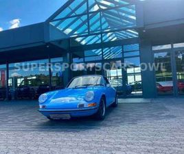 PORSCHE 911 E TARGA/1969/ÖLKLAPPE/WERTGUTACHTEN 195.000€