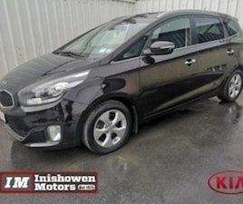 KIA CARENS 1.7 EX 5DR 16 FOR SALE IN DONEGAL FOR €14245 ON DONEDEAL