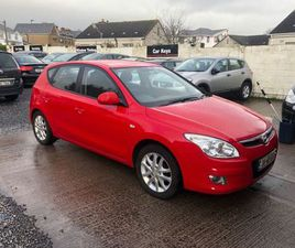 HYUNDAI I30 - 1.4 PETROL - TAX & NCT FOR SALE IN WATERFORD FOR €2,750 ON DONEDEAL