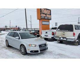 USED 2006 AUDI S4 AVANT**WAGON**4.2L V8**AUTO**ONLY 183KMS**CERT