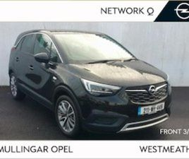 OPEL CROSSLAND X 1.2SC PETROL - BUY FROM HOME FR FOR SALE IN WESTMEATH FOR €20940 ON DONED