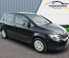 VOLKSWAGEN GOLF PLUS SE TDI 1.6 5DR