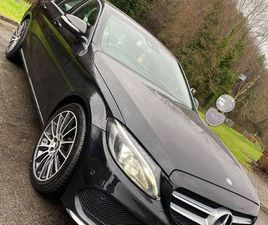 2014 MERCEDES-BENZ C220 SPORT LOW VRT!NEW SHAPE! FOR SALE IN DOWN FOR £9,995 ON DONEDEAL
