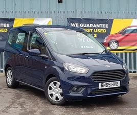 2019 FORD TOURNEO COURIER - £11,798