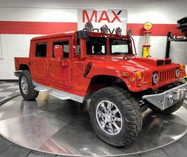 FOR SALE: 1996 HUMMER H1 IN PITTSBURGH, PENNSYLVANIA