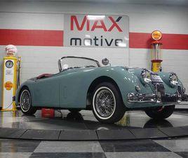 FOR SALE: 1958 JAGUAR XK150 IN PITTSBURGH, PENNSYLVANIA