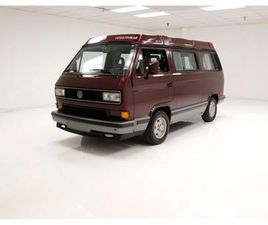 FOR SALE: 1991 VOLKSWAGEN VANAGON IN MORGANTOWN, PENNSYLVANIA