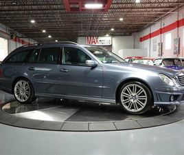 FOR SALE: 2005 MERCEDES-BENZ E500 IN PITTSBURGH, PENNSYLVANIA