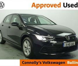 VOLKSWAGEN GOLF LIFE 2.0 TDI M6F 115HP 5DR FOR SALE IN MAYO FOR €30,945 ON DONEDEAL
