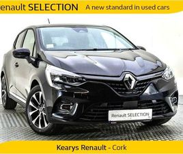 RENAULT CLIO ICONIC TCE 100 MY19 5DR FOR SALE IN CORK FOR €21,140 ON DONEDEAL