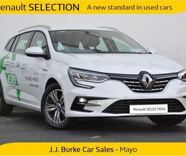 RENAULT MEGANE SPORT TOURER ICONIC PHEV 160 AUTO FOR SALE IN MAYO FOR €29,500 ON DONEDEAL