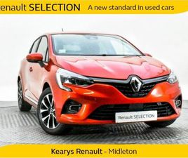 RENAULT CLIO ICONIC TCE 100 MY19 5DR FOR SALE IN CORK FOR €20,990 ON DONEDEAL