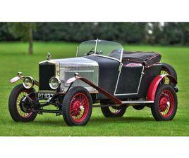 1927 MORRIS-MG OXFORD SUPER SPORT SPECIAL.