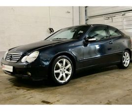 MERCEDES-BENZ C SPORTCOUPE C 220 CDI AUTO AMG PACK/PANO