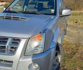 ISUZU D-MAX 2.5 TD CAT CREW CAB 4WD PICK-UP L EU4