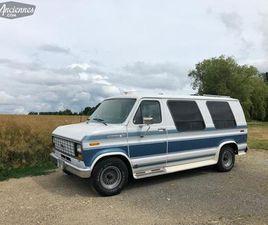FORD E150 ECONOLINE V8 - 1990