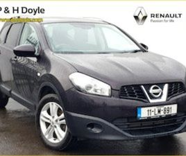 NISSAN QASHQAI +2 ACENTA 2 1.5 DCI FOR SALE IN WEXFORD FOR €6950 ON DONEDEAL