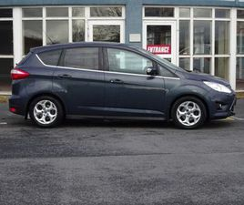 FORD C-MAX ACTIV 1.6TDC FOR SALE IN GALWAY FOR €9,500 ON DONEDEAL