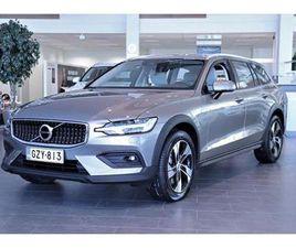 VOLVO V60 CROSS COUNTRY B4 AWD D-MHEV BUSINESS AUT VAIHTOAUTO   AUTOTIE