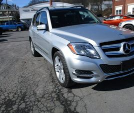 SILVER COLOR 2013 MERCEDES-BENZ GLK 250 4MATIC FOR SALE IN LEWISTOWN, PA 17044. VIN IS WDC