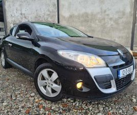 12 RENAULT MEGANE COUPE *1.5DCI*LOW MILES*MINT* FOR SALE IN DUBLIN FOR €4999 ON DONEDEAL