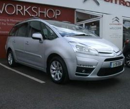 2011 CITROEN GRAND C4 PICASSO 1.6L DIESEL FROM MULCAHY CAR SALES - CARSIRELAND.IE