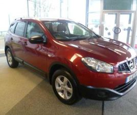 QASHQAI+2 1.5 + 2 XE 4DR 7 SEATER NEW TIMING BELT FULL SERVICE CALL PADDY ON 087 8544135